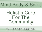 Friends Of The Oaks : The Palliative Care Day Centre : Elgin Scotland